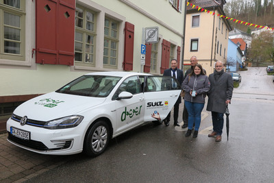 E-Carsharing jetzt in Sulz